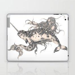Ida & The Narwhal Laptop & iPad Skin