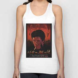 To Live And Die in L.A. Unisex Tank Top