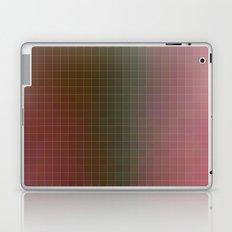 Pixels Pink & Green Laptop & iPad Skin