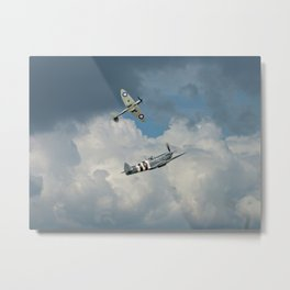 Turning for Home Metal Print
