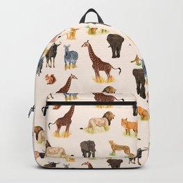 Safari Sightings Backpack