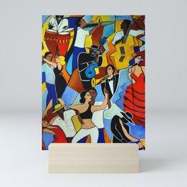 SALSA SAUVAGE Mini Art Print