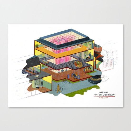 npl Canvas Print