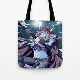 Lady Sylvanas Tote Bag