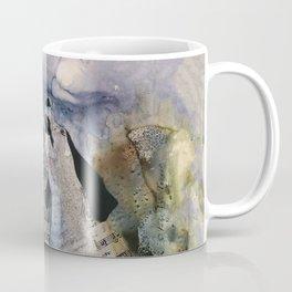 "Once in a ""Blue Tick"" Moon Coffee Mug"