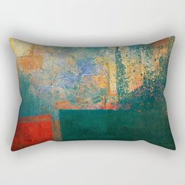 Extraction Rectangular Pillow