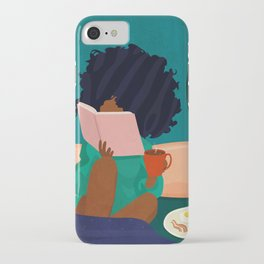 Stay Home No. 5 iPhone Case
