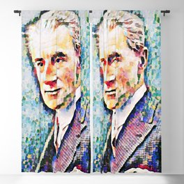 Maurice Ravel (1875 – 1937) in 1925 Blackout Curtain