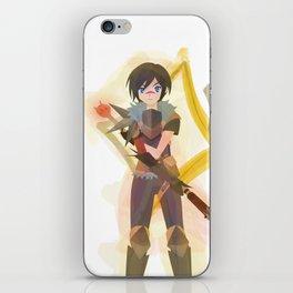 Dragon Age - Hawke of Diamonds [Card Suit Series] iPhone Skin