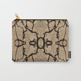 Dry River Bed Australia Chrissy Wild Design Carry-All Pouch