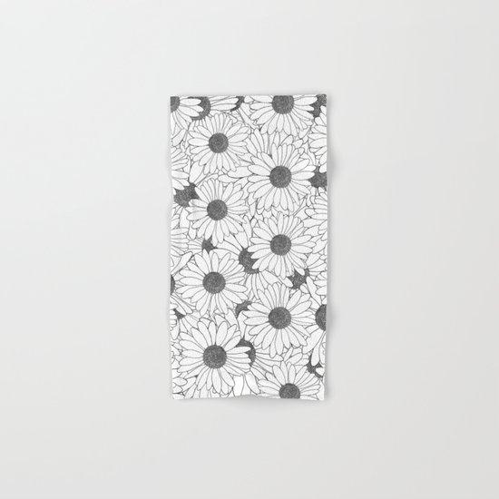 Daisies Hand & Bath Towel