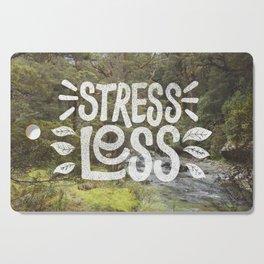 Stress Less Cutting Board