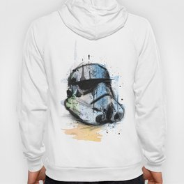 Stormtrooper Watercolour  Hoody