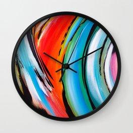 Mouvement d'energie Wall Clock