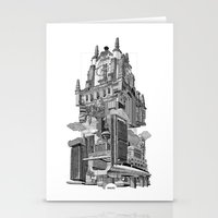 madrid Stationery Cards featuring MADRID 360º by DOURONE