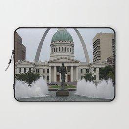 St. Louis arch Laptop Sleeve