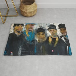 ''Straight out of Compton'' Rug