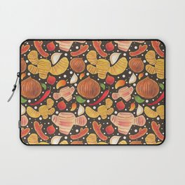 Indonesia Spices Laptop Sleeve