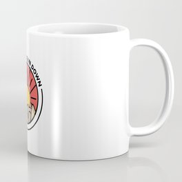 Sun up to Sun down Coffee Mug