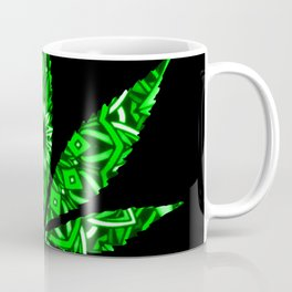 Weed : High Time Green Bandana Coffee Mug