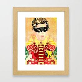 Robin 60 Framed Art Print