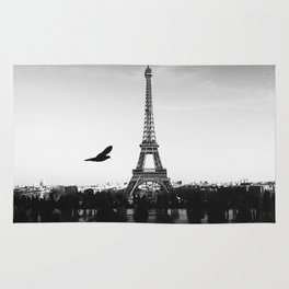 Paris Without Emotion #society6 Rug