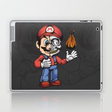 Super Mario Stipple Laptop & iPad Skin