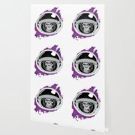 Galaxy Monkey Wallpaper