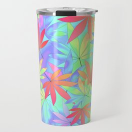 Tripping Weed Travel Mug