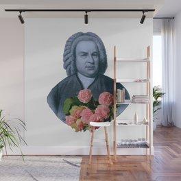 Bach Flowers Wall Mural