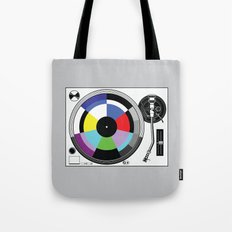 1 kHz #11 Tote Bag