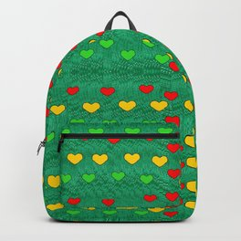 love is in all of us to give and show Backpack