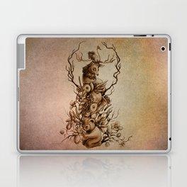 Cute Totem Laptop & iPad Skin