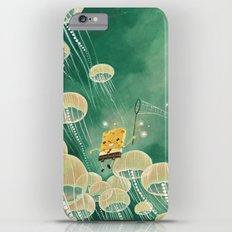 Best Day Ever (Spongebob Tribute) iPhone 6 Plus Slim Case
