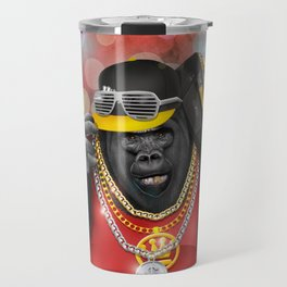 Rapper of the apes Travel Mug