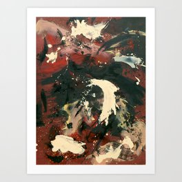Untitled, 2014 Art Print