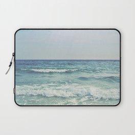 Ocean Crashing Waves Laptop Sleeve
