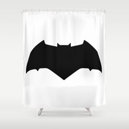 Bat Knight 3 Shower Curtain