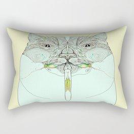UzumakiKat I v2 Rectangular Pillow