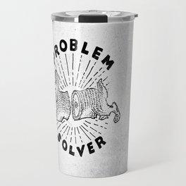 Problem Solver Travel Mug