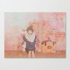 Moonstruck Canvas Print