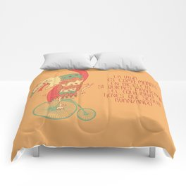 Seguir avanzando Comforters