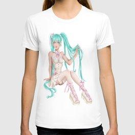 Frilly Miku  T-shirt