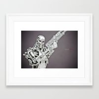 terminator Framed Art Prints featuring Terminator by TJAguilar Photos