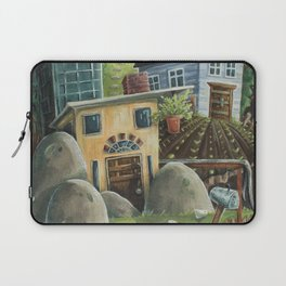 Isolated Chaos Laptop Sleeve