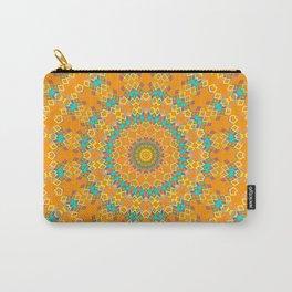 Kaleidoscope , mandala 12 Carry-All Pouch