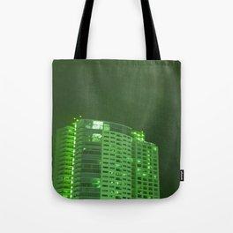 Green latern Tote Bag