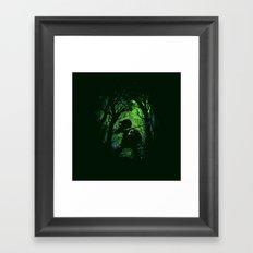war of zelda Framed Art Print