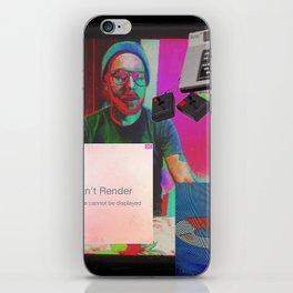 COLOR DREΔM iPhone Skin