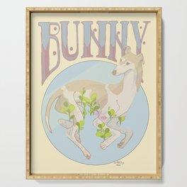 Bunny Serving Tray